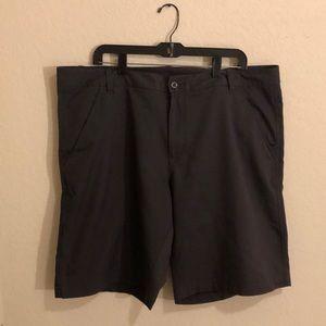 Fila Golf Shorts - Men's Dark Grey